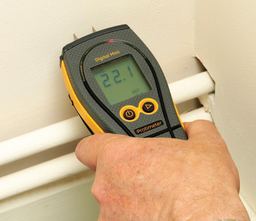 Evaluating Pinless Moisture Meters Vs. Pin Moisture Meters